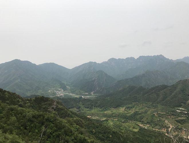 大峪山风景区