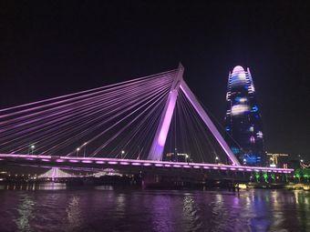 三江夜游(老外滩码头)