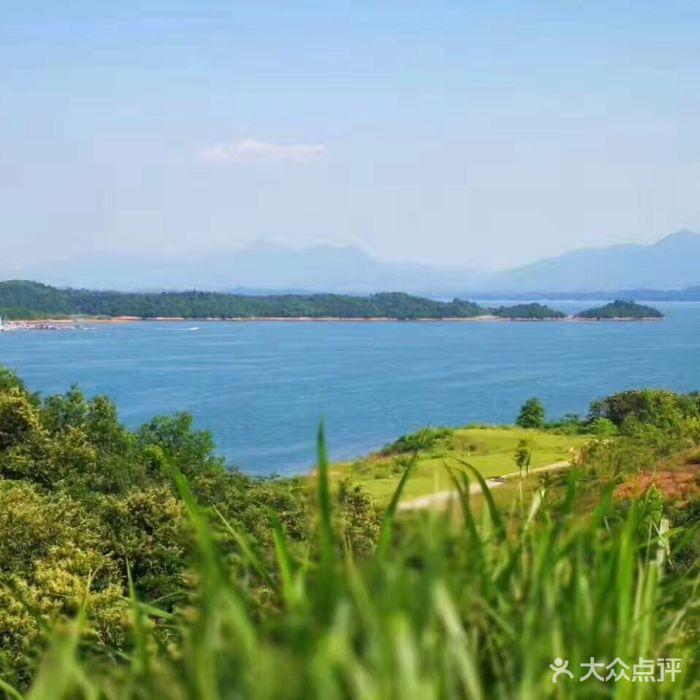 庐山西海水世界·巾口景区
