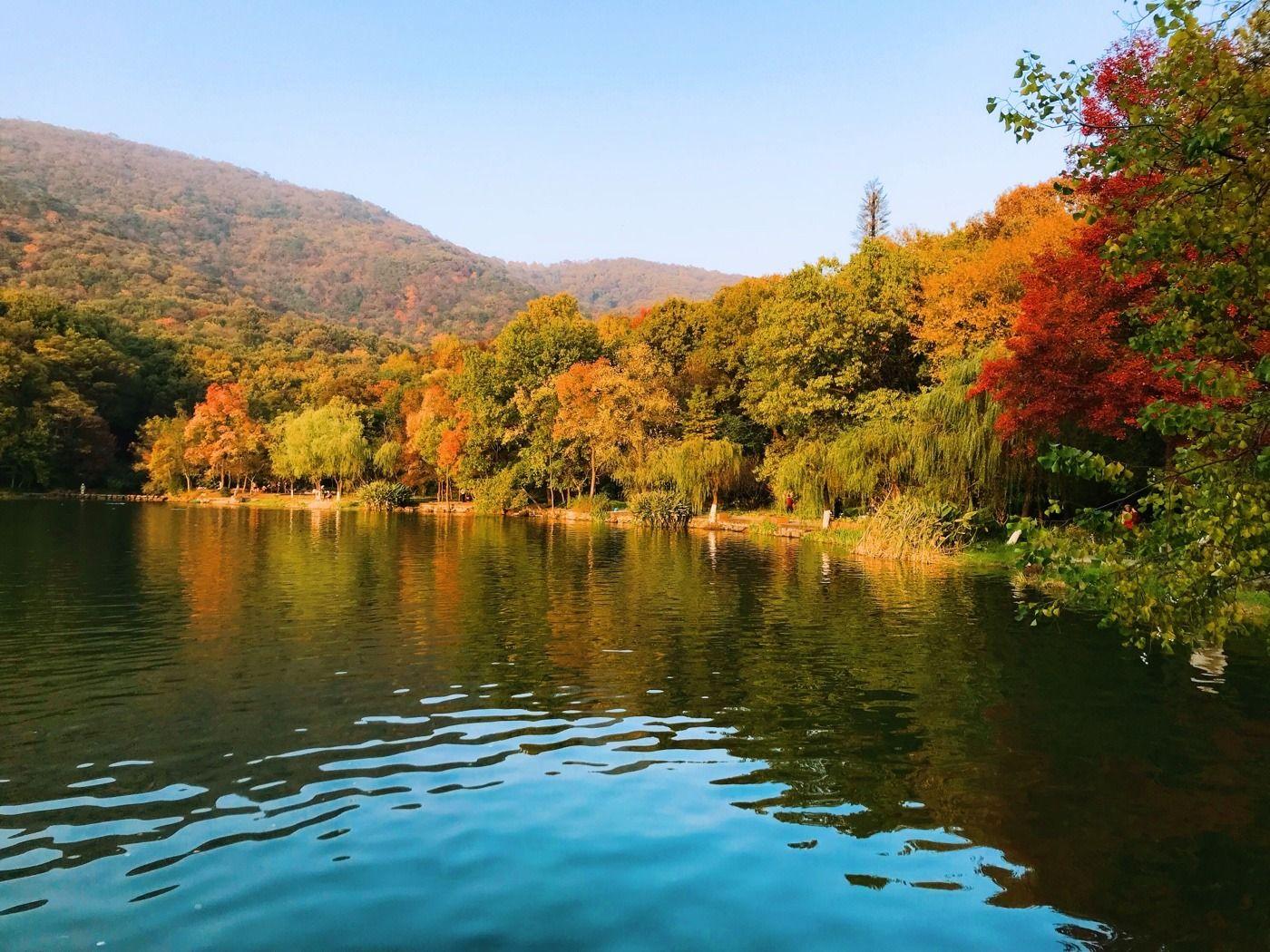 南京自然风景选