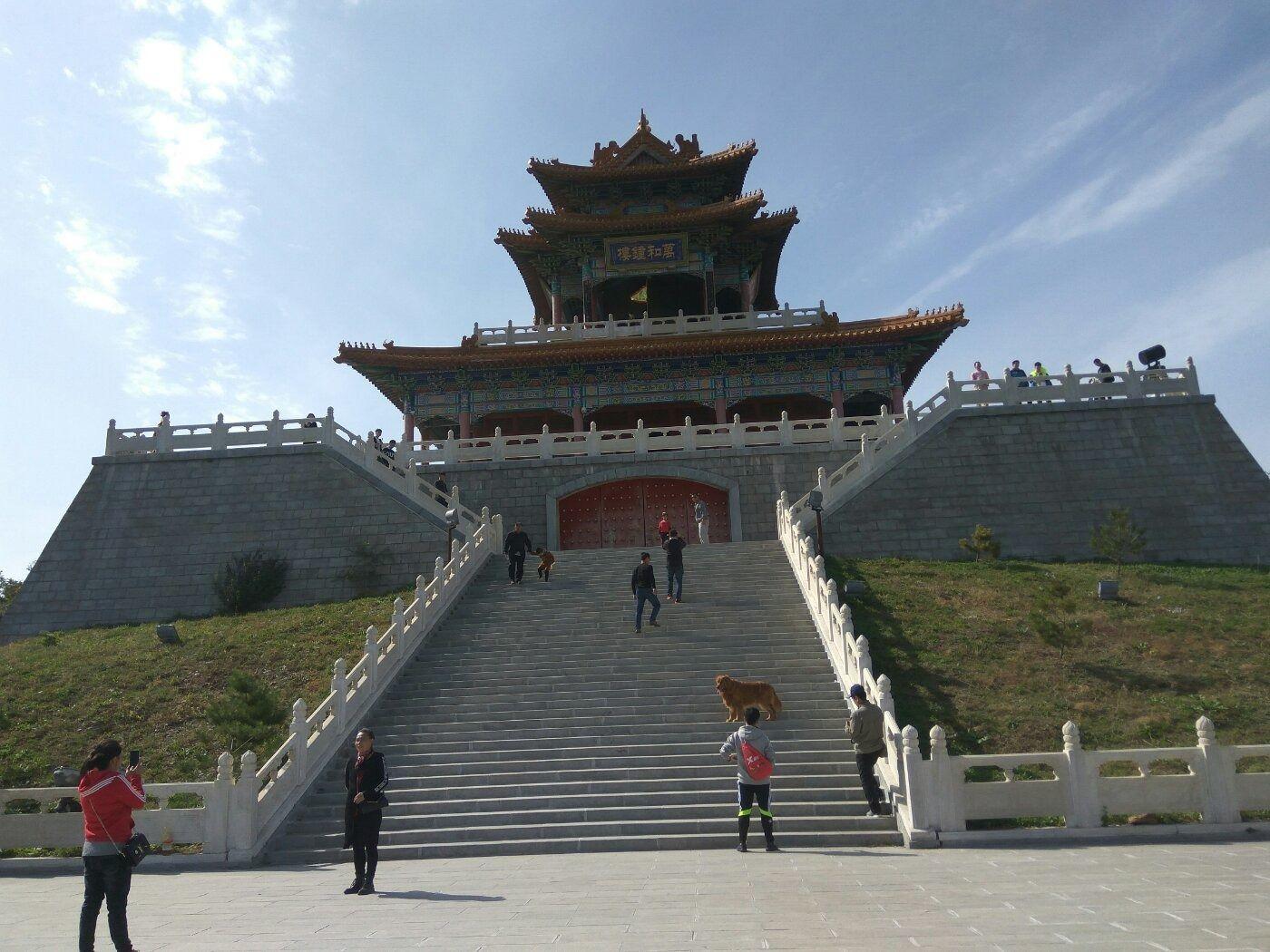 辽阳龙石风景旅游区
