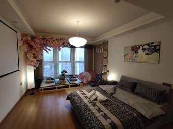 春日の町万达CBD日本風ロマンチックな桜の情景の部屋カップルのリゾート地、ネット有名人のカード発行所