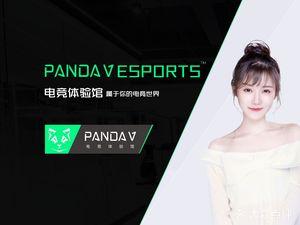 熊猫V电竞馆PANDAVESPORTSHOUSE
