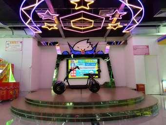 kimi乐园电玩城(勒泰店)