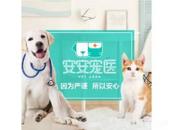 安安宠物医院(卫清西路分院)