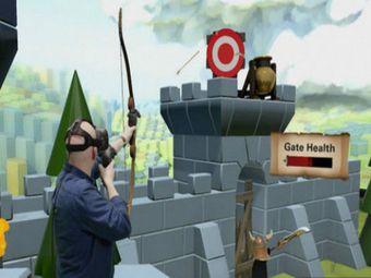 Symbol VR虚拟现实体验馆