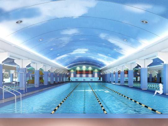泳泰凤凰游泳健身中心