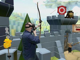 VR虚拟现实体验馆(智能家居体验馆)