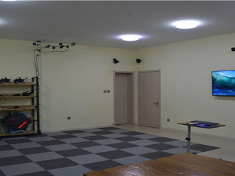 无限虚拟现实VR体验馆