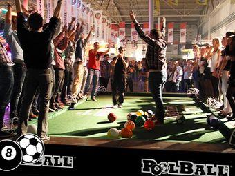 PoolBall普利佰足球娱乐俱乐部