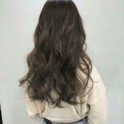 丽人 美发图库 造型烫效果图  4477 创意烫发 女 长发
