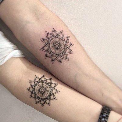 情侣纹身图-大众点评纹身图案大全