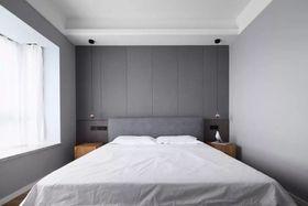 140平米四null风格卧室图