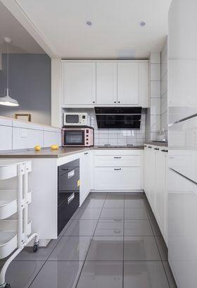 140平米三null风格厨房图