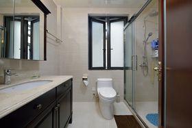 140平米别墅null风格卫生间装修效果图