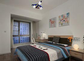 140平米三null风格卧室图片大全