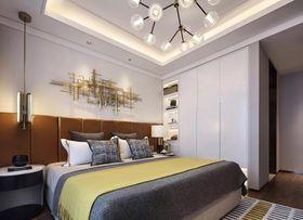 80平米三null风格卧室设计图