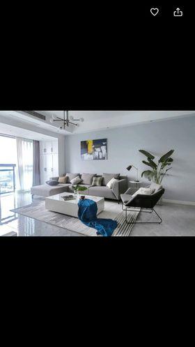 80平米三null风格客厅图片