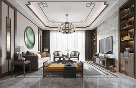 140平米四null风格客厅装修案例