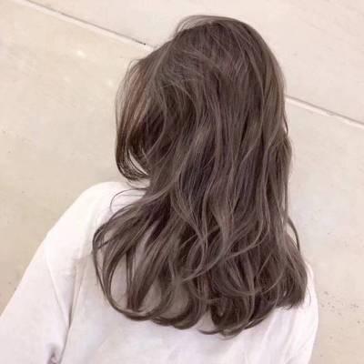 造型烫效果图  6067 潮流染发 创意烫发 接发 中发 女 吹造型 专业精
