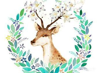 森林鹿美甲美睫