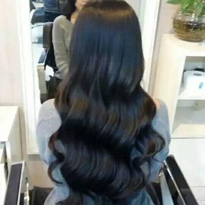 烫染造型效果图  9872 潮流染发 创意烫发 接发 中发 女 吹造型 专业