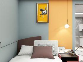 30平米以下超小户型null风格卧室设计图