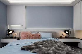 140平米三null风格卧室图