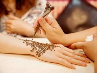 D-Tattoo印度海娜手绘(旧城店)