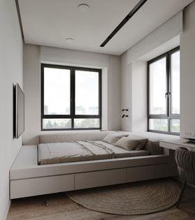 70平米一居室null风格卧室欣赏图