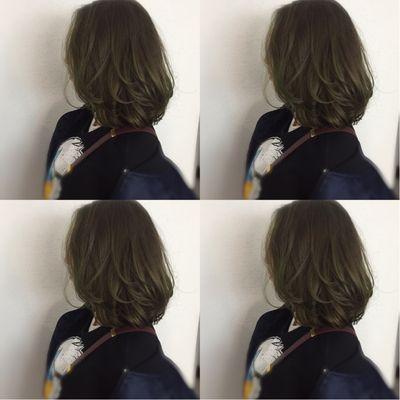 丽人 美发图库 烫发效果图  6411 创意烫发 中发 女图片