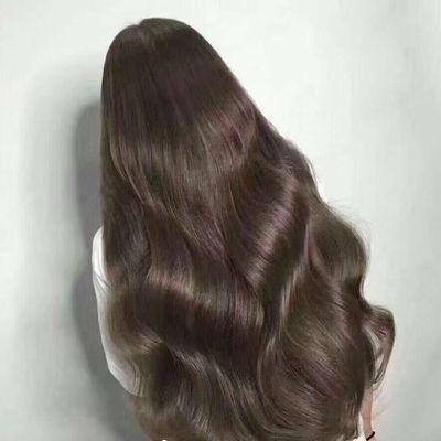 丽人 美发图库 长发大卷作品图  887 创意烫发 女 长发图片