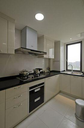120平米三null风格厨房欣赏图