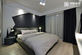 120平米三null风格卧室装修图片大全