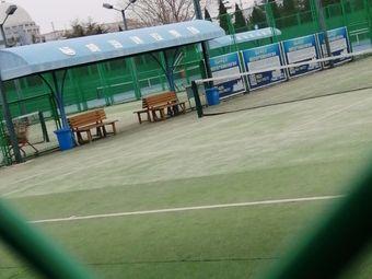 威海建设集团网球场