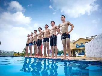 竹溪游泳馆