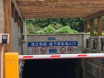 滨江华府·-地下停车场