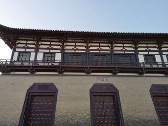 洛阳市定鼎门遗址博物馆售票处