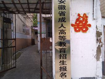 安徽省成人高等教育招生报名点