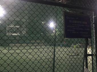 天元花园网球场