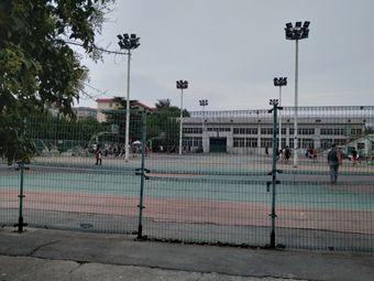 河北工程大学篮球场