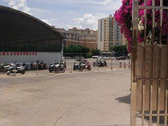 红河州农机驾校训练场