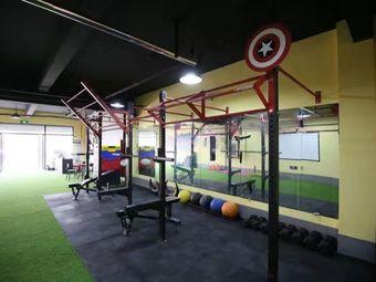 起点健身工作室