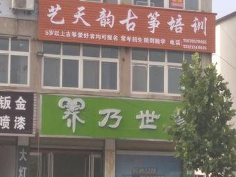 艺天韵古筝培训