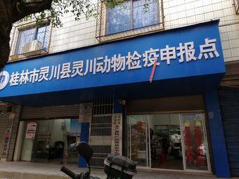 桂林市灵川县灵川动物检疫申报点