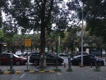 e想天开汽车充电站(杨柳西路中段)