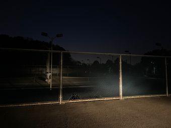 体育运动中心网球场