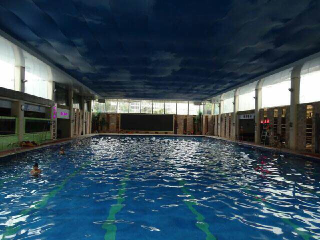 南戴河游泳馆