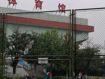 体院馆篮球场