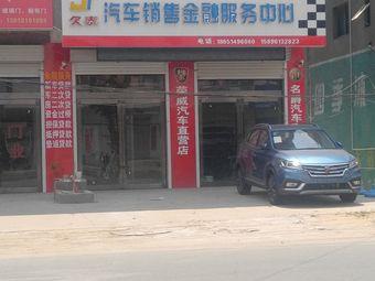汽车销售金融服务中心